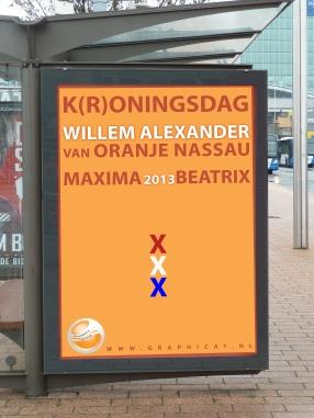 PosterKoningsdag 2013