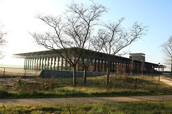 Militair Museum Vliebasis Park Soesterberg